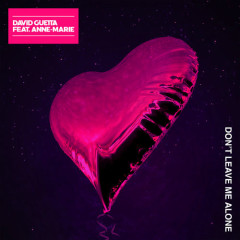 Don't Leave Me Alone (Single)