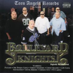 Boulevard Knights - Payaso, Dukes Click, WS Cartel, Youngster, 226 Click