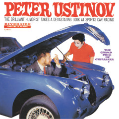 The Grand Prix Of Gibraltar! - Peter Ustinov