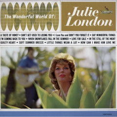 The Wonderful World Of Julie London - Julie London