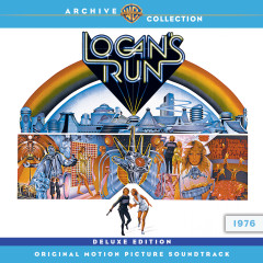 Logan's Run (Original Motion Picture Soundtrack) [Deluxe Version] - Jerry Goldsmith