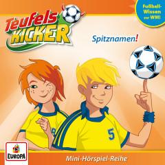WM-Wissen: Spitznamen! - Teufelskicker