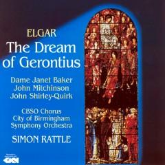 Elgar - The Dream of Gerontius - Dame Janet Baker, John Mitchinson, John Shirley-Quirk, John Shirley-Quirk, CBSO Chorus