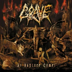 As Rapture Comes - Grave