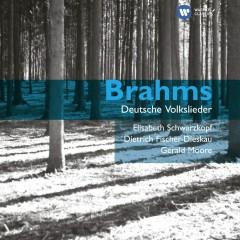 Brahms: Deutsche Volkslieder - Elisabeth Schwarzkopf, Dietrich Fischer-Dieskau, Gerald Moore