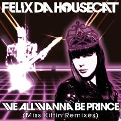 We All Wanna Be Prince (Miss Kittin Remixes) - Felix Da Housecat