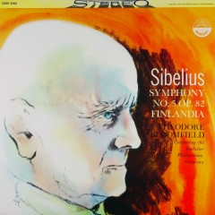 Sibelius: Symphony No. 5 & Finlandia (Transferred from the Original Everest Records Master Tapes) - Rochester Philharmonic Orchestra, Theodore Bloomfield