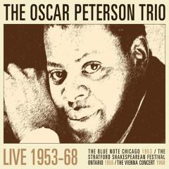 Live 1953-68 - The Oscar Peterson Trio