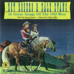 16 Great Songs of the Old West - Roy Rogers, Dale Evans