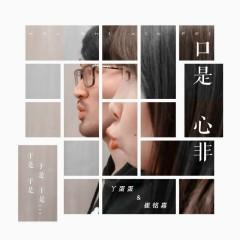 Khẩu Thị Tâm Phi / 口是心非 (Cover) (Single) - Nha Đản Đản, Thôi Minh Gia