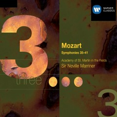 Mozart: Symphonies 35-41 - Sir Neville Marriner