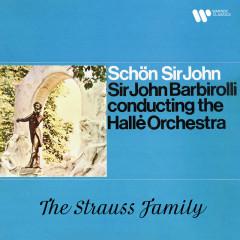 Schön Sir John. The Strauss Family - Sir John Barbirolli