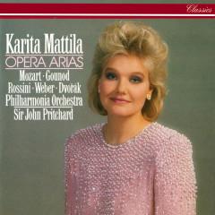 Opera Arias - Karita Mattila, Philharmonia Orchestra, Sir John Pritchard