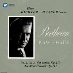Beethoven: Piano Sonatas Nos. 31, Op. 110 & 32, Op. 111 - Hans Richter-Haaser