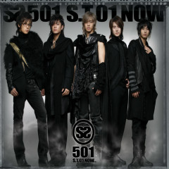 SS501 S.T 01 NOW - SS501