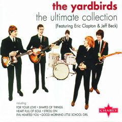 The Ultimate Collection CD1 - The Yardbirds, Eric Clapton, Jeff Beck