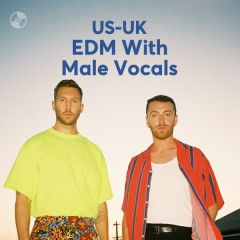 EDM With Male Vocals