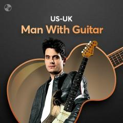 Man With Guitar - John Mayer, Shawn Mendes, Jason Mraz, Ed Sheeran