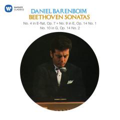 Beethoven: Piano Sonatas Nos. 4, 9 & 10 - Daniel Barenboim