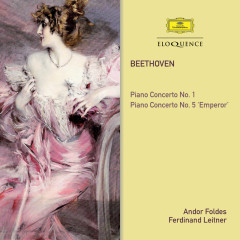 Beethoven: Piano Concertos Nos. 1 & 5 - Andor Foldes, Ferdinand Leitner, Berliner Philharmoniker, Bamberg Symphony Orchestra