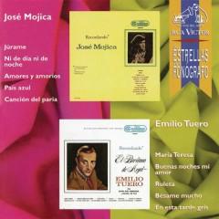 Las Estrellas del Fonógrafo RCA Victor - Jose Mojica, Emilio Tuero
