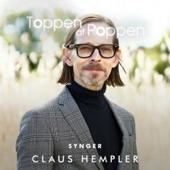 Toppen Af Poppen 2018 synger Claus Hempler