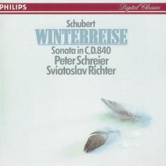 Schubert: Winterreise/Piano Sonata in C, D840 - Peter Schreier, Sviatoslav Richter