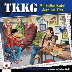 113/Mit heißer Nadel Jagd auf Kids - TKKG