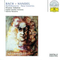 Bach / Handel: Harp Concertos - Nicanor Zabaleta, Orchestre de Chambre Paul Kuentz, Paul Kuentz
