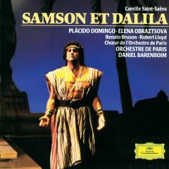 Saint-Saëns: Samson et Dalila - Orchestre de Paris, Daniel Barenboim