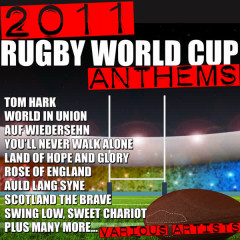 2011 Rugby World Cup Anthems - Various Artists