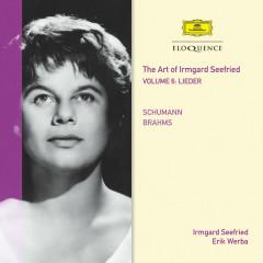 The Art Of Irmgard Seefried – Volume 6 - Irmgard Seefried, Erik Werba