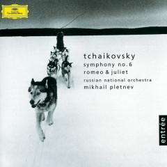 Tchaikovsky: Symphony No. 6 op. 74 (Pathétique) / Romeo and Juliet Fantasy - Russian National Orchestra, Mikhail Pletnev