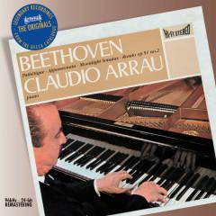 Beethoven: Piano Sonatas Nos.8, 23, & 14 - Claudio Arrau