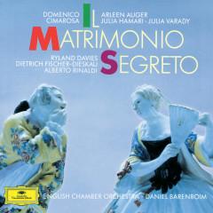 Cimarosa: Il matrimonio segreto - English Chamber Orchestra, Daniel Barenboim