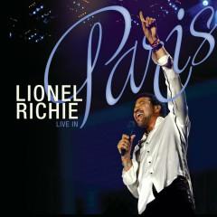 Live In Paris - Lionel Richie