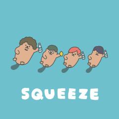 Squeeze - Polkadot Stingray