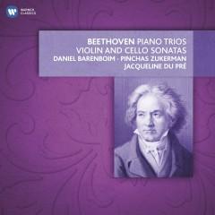 Beethoven: Piano Trios, Violin & Cello Sonatas - Jacqueline du Pré