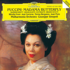 Puccini: Madama Butterfly - Highlights - Mirella Freni, Jose Carreras, Teresa Berganza, Juan Pons, Anthony Laciura