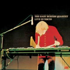 Live In Tokyo - The Gary Burton Quartet