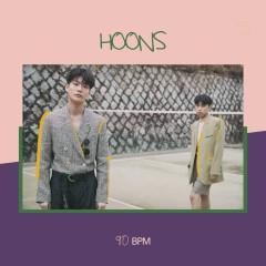 90 BPM (EP) - Hoons
