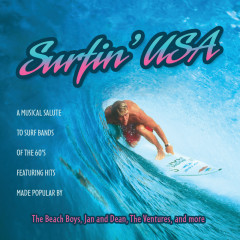 Surfin' USA - Dan Rudin
