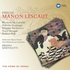 Puccini: Manon Lescaut - Plácido Domingo