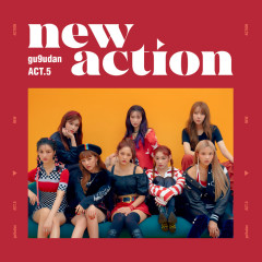 ACT.5 New Action (EP) - Gugudan