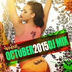 Nervous October 2015 - DJ Mix - Various Artists