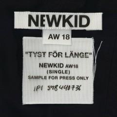 Tyst för länge - Newkid