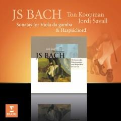 Viola Da Gamba Sonatas - Jordi Savall, Ton Koopman