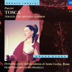 Puccini: Tosca - Renata Tebaldi, Mario Del Monaco, George London, Coro dell'Accademia Nazionale Di Santa Cecilia, Orchestra dell'Accademia Nazionale di Santa Cecilia