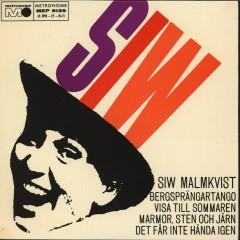 Bergsprängartango - Siw Malmkvist