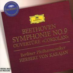 Beethoven: Symphony No.9; Overture